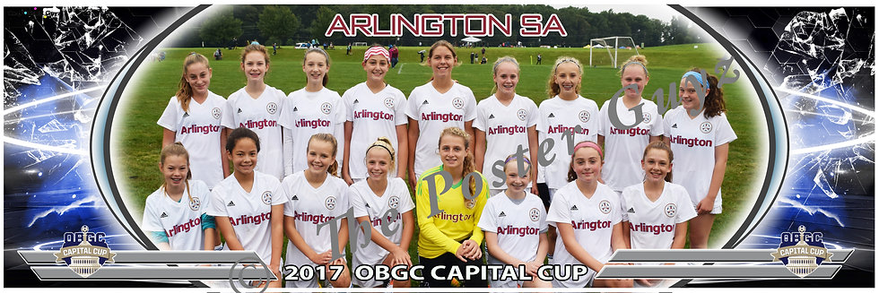 ARLINGTON SA 2004 GIRLS WHITE Girls U14