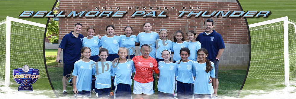 BELLMORE PAL THUNDER U13G