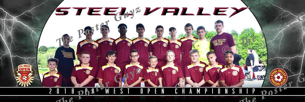 Steel Valley Soccer Club Womer U15B