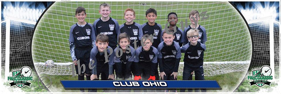 Club Ohio 2006 Hilliard Boys U12