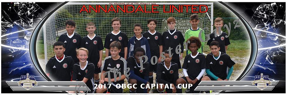 AUFC ANNANDALE UNITED FC 04 Boys U14