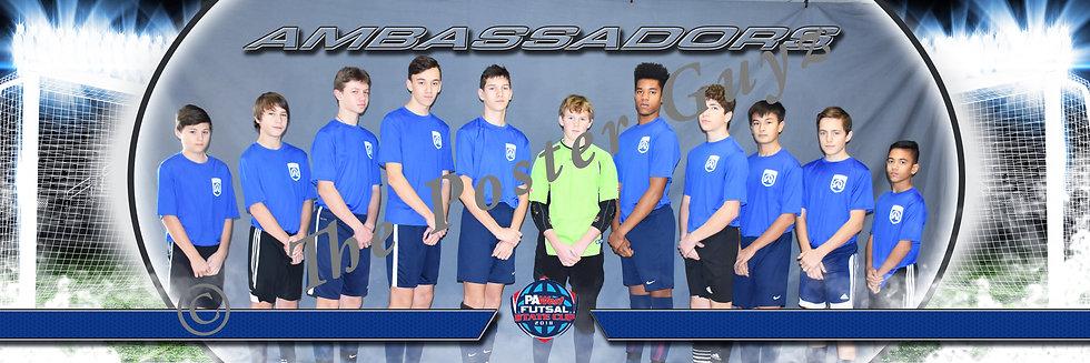 Ambassadors 2003 u16B
