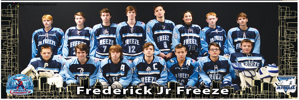 Frederick Jr Freeze Midget Minor A