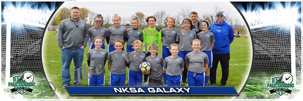 NKSA 06 Galaxy Girls U12
