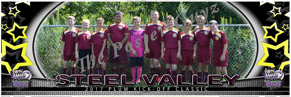 Steel Valley U11 Keesecker U11B