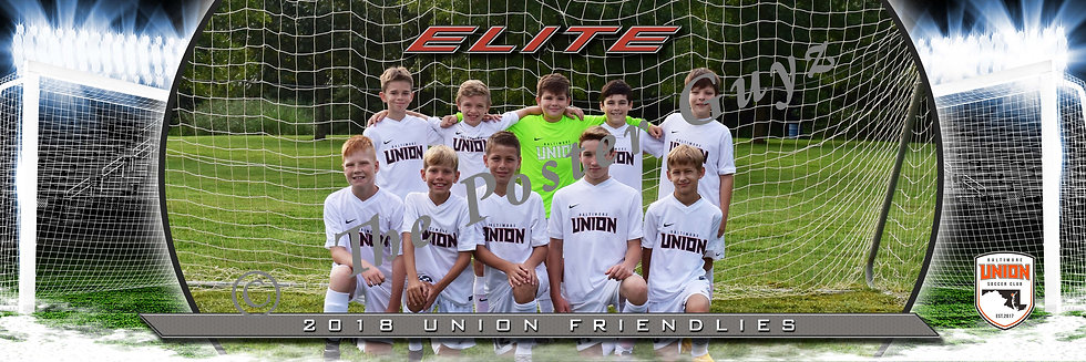 Baltimore Union Elite 07 BU12