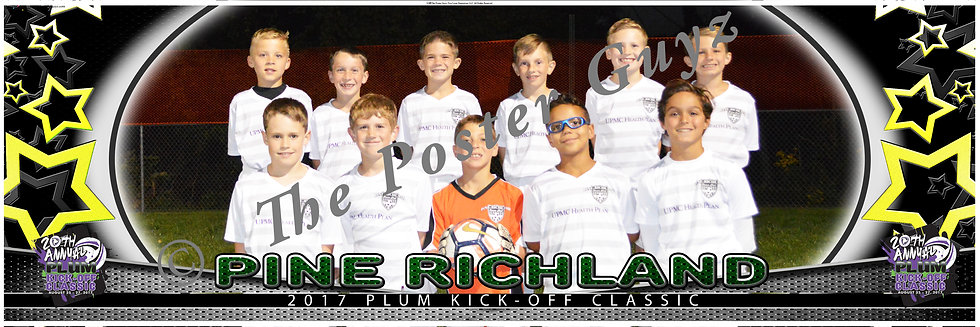 Pine Richland Rams U10B