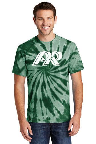 PREden-Tie Dye Short Sleeve Shirt
