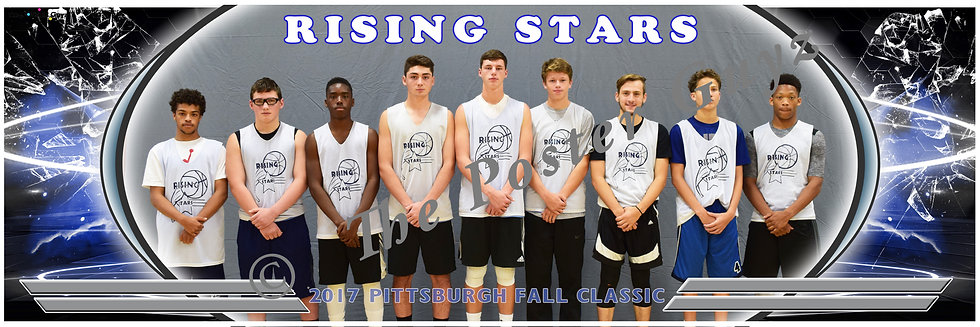 Rising Stars of Clarion HS Boys