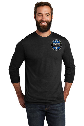 SCS-Allmade Recycled Long Sleeve-Left Chest Logo