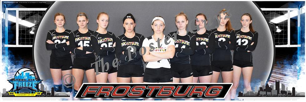 Frostburg VBC 17-1 Serious