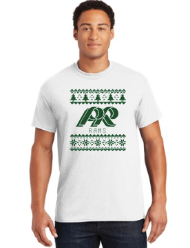 PRHS-Short Sleeve Shirt-Ugly Sweater