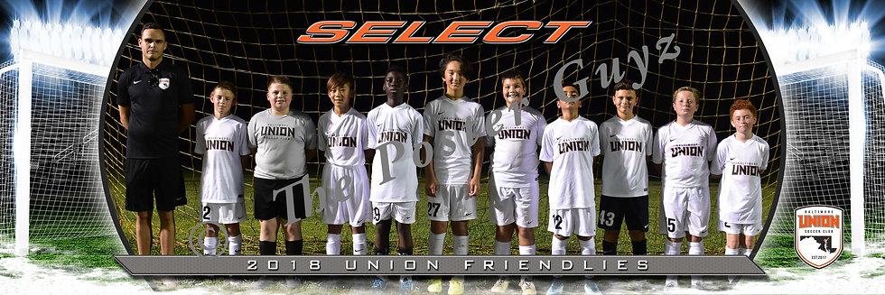 Baltimore Union SC Select 06 BU14