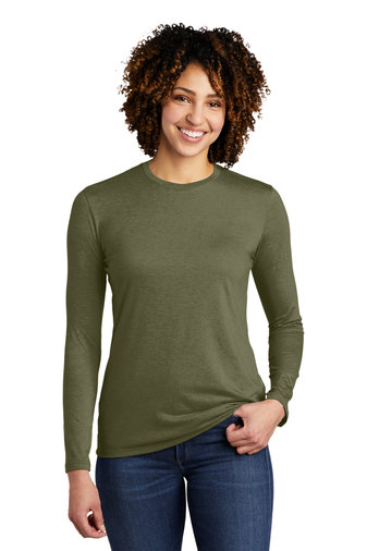 PREden-Women's Allmade Recycled Long Sleeve