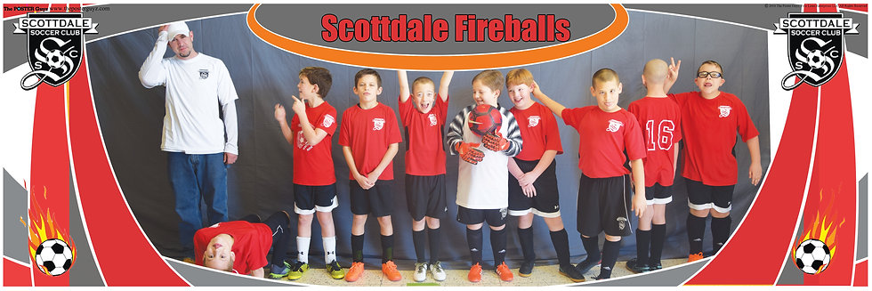 Scotsdale Fireballs u12B Funny