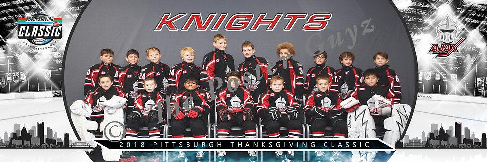 Ajax Knights Squirt Minor