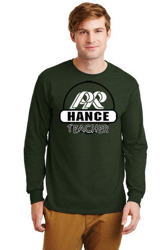 Hance-Long Sleeve-Round Logo