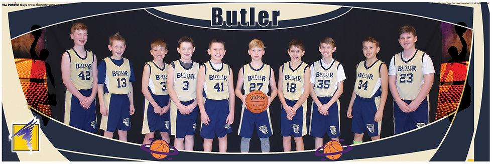 Butler 5th Grade B Smiling