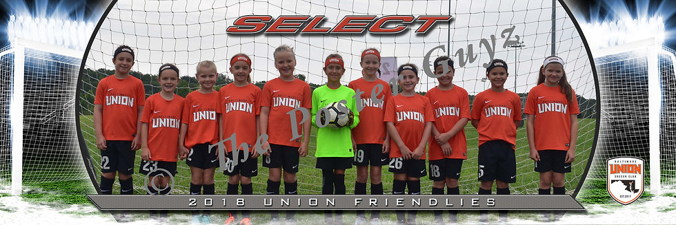 Baltimore Union Select GU10