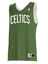 SaintKilian-NBA Reversible Celtics Jersey