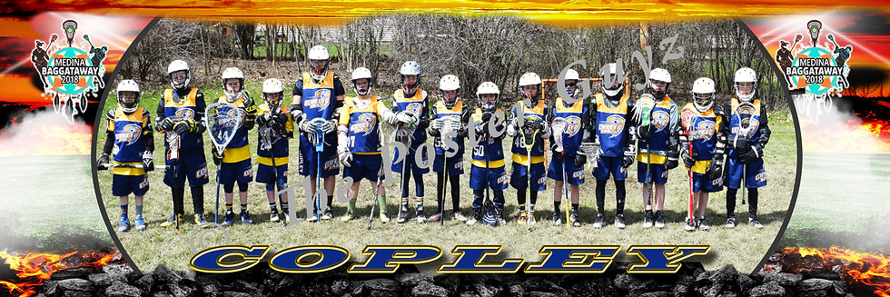 Copley Lax Club boys 3-4 D&C