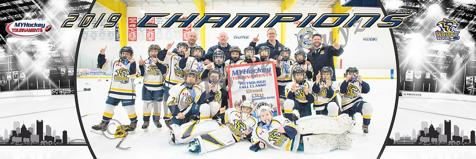 Whitby Wildcats Squirt Major A Champions