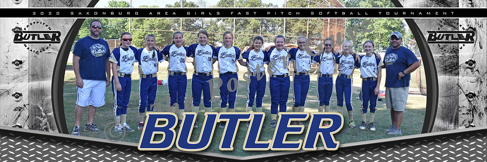 Butler 12U with coaches