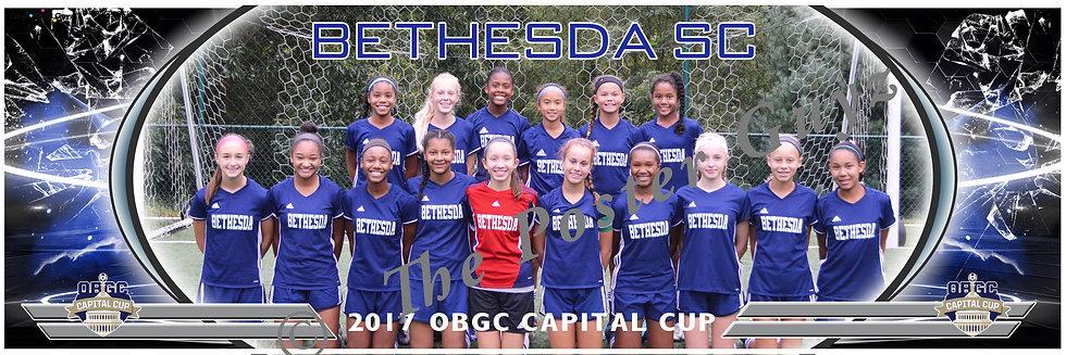 BETHESDA SC ECNL FORCE 04 Girls U14