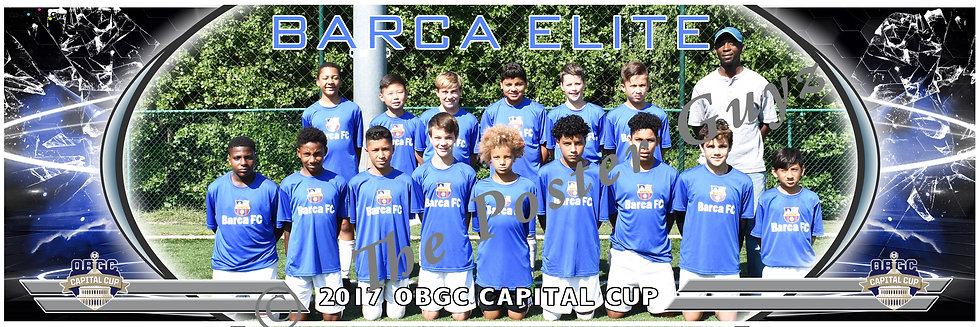 BFC BARÇA 05 ELITE Boys U13