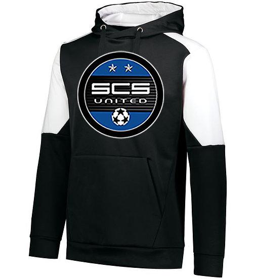 SCS-Blue Chip Hoodie-Round Logo