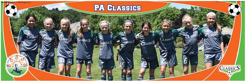 PA Classics U10G