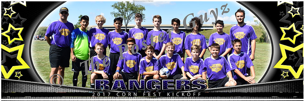 Lakewood Rangers BU15