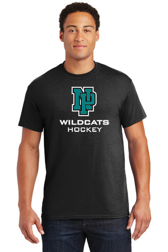 NP Wildcats-Short Sleeve Shirt-NP Logo