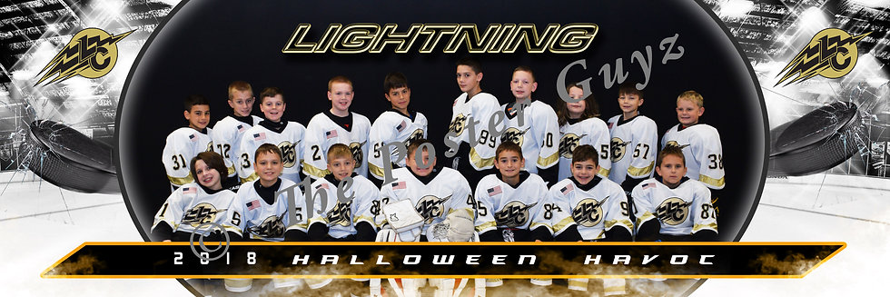 Lawrence County Lightning - A Division