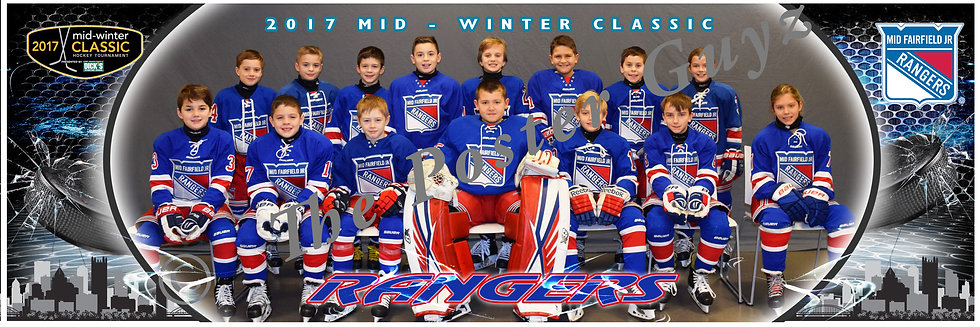 Mid Fairfield Jr Rangers 2008