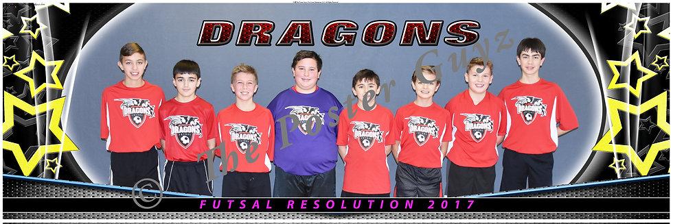 Dragons u14B