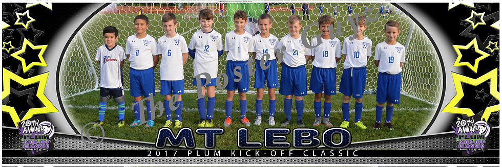 Mt Lebanon Blue U10B