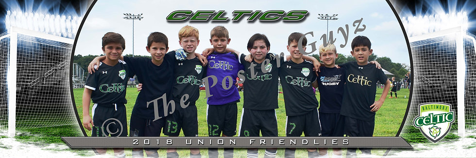 Celtics Baltimore Celtic 2009 BU10
