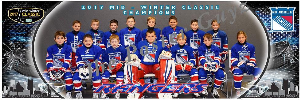 Mid Fairfield Jr Rangers 2008 champs