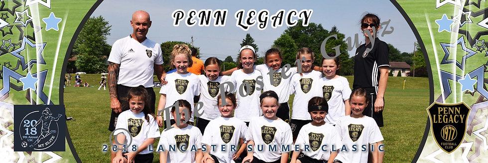 Penn Legacy 10 Black U9G