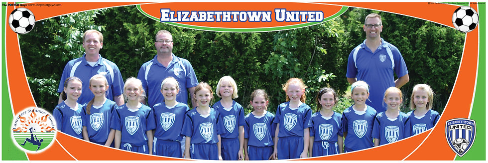 Elizabethtown United Lightning U9G