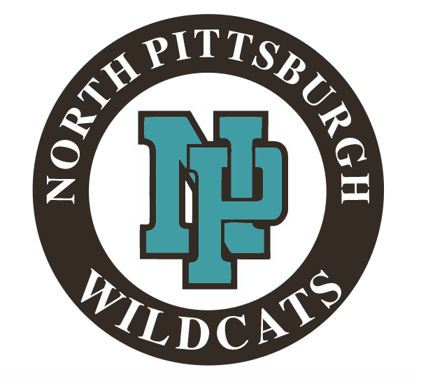 NP Wildcats-Car/Locker Magnet