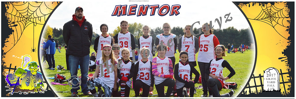 Mentor Girls 7-8 B