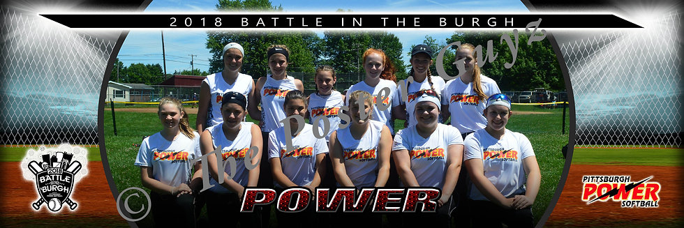 Pittsburgh Power 14U Elite (14A)