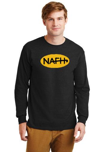 NAFH-Long Sleeve Shirt-NAFH Logo