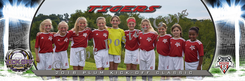 Moon Tigers Red Girls U10