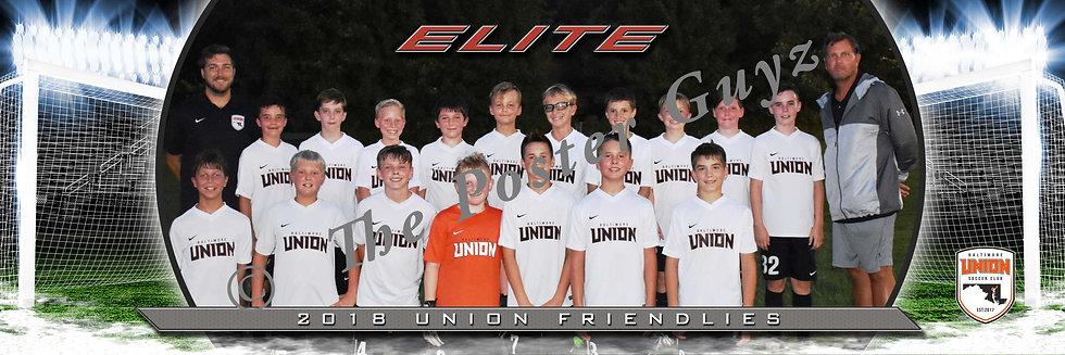Baltimore Union SC Elite 06 BU12