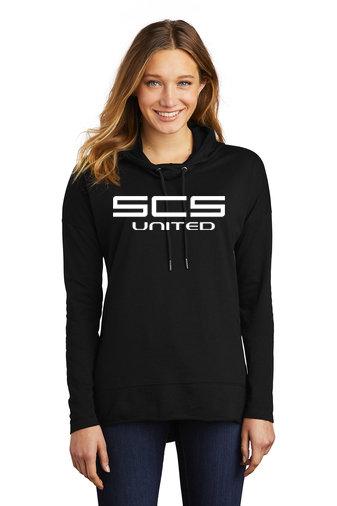 SCS-Women's Lightweight Hoodie