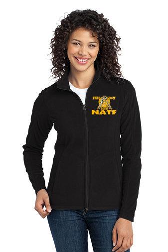 NATF-Women's Full Zip Fleece Jacket