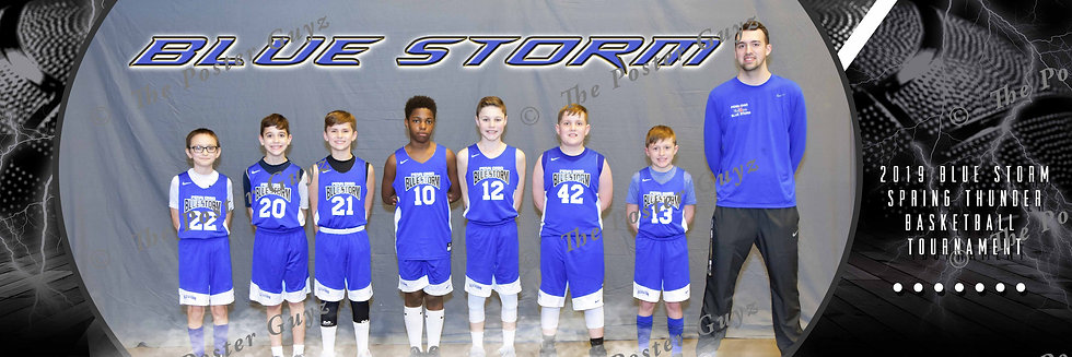 Blue Storm-5th Boys